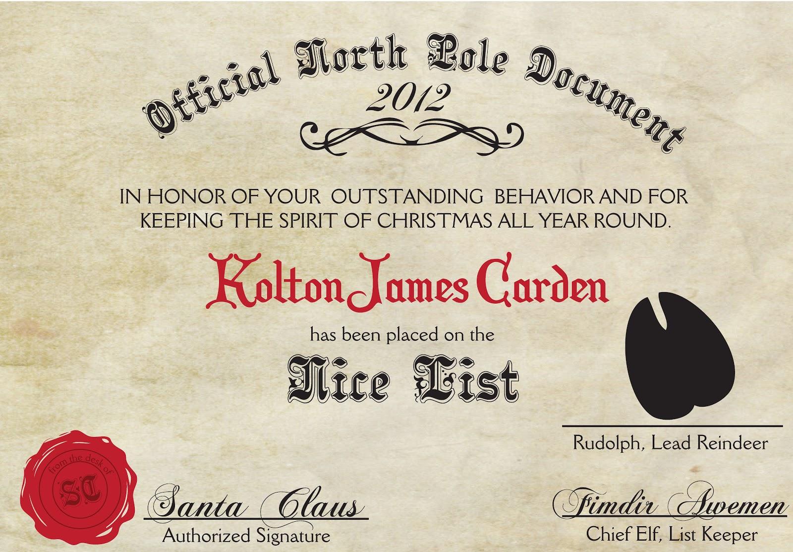 Nice Certificate Templates  Costumepartyrun